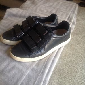 Rag & Bone $389 leather black shoes sneakers 36